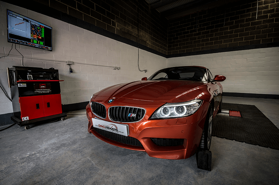 Z4 in Stockton Workshop